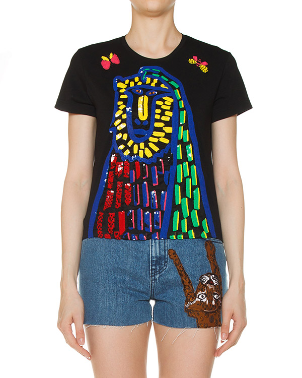 футболка  артикул SS172W14macaco марки KATЯ DOBRЯKOVA купить за 12700 руб.