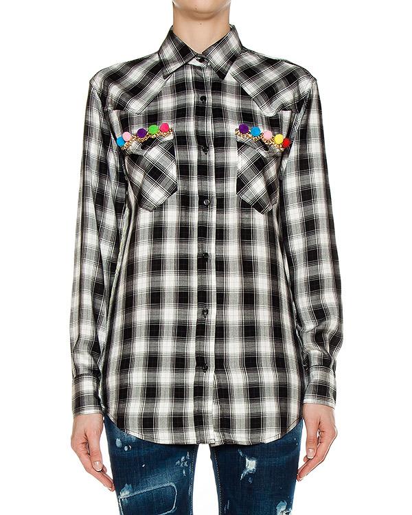 рубашка  артикул SS1733 марки Forte Couture купить за 13300 руб.