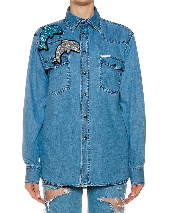 рубашка  артикул SS1752 марки Forte Couture купить за 12100 руб.