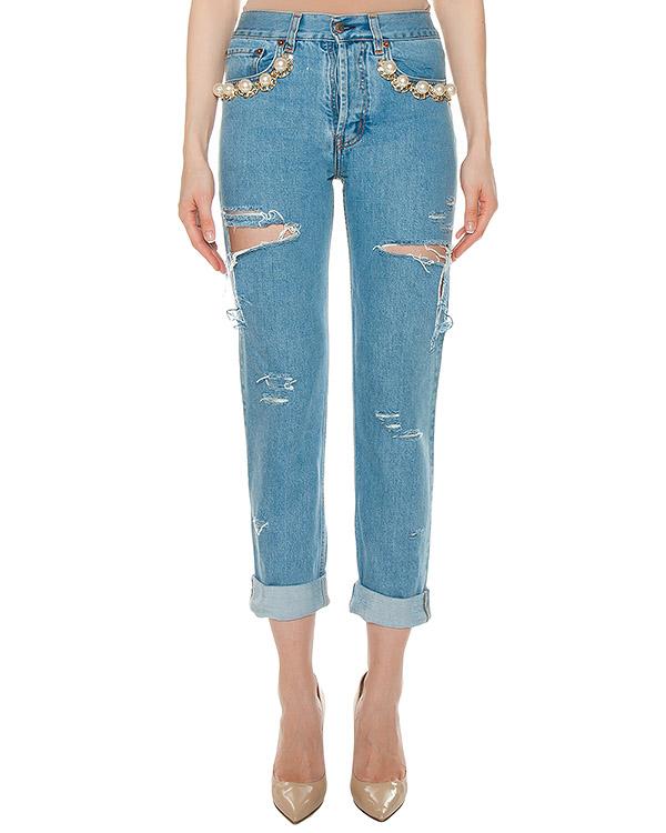 джинсы  артикул SS1763 марки Forte Couture купить за 13900 руб.