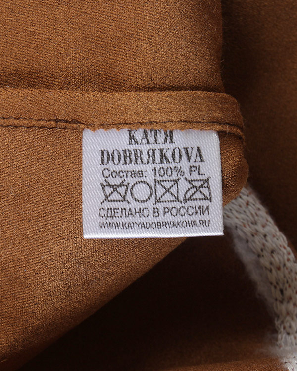 женская юбка KATЯ DOBRЯKOVA, сезон: лето 2017. Купить за 9100 руб. | Фото $i