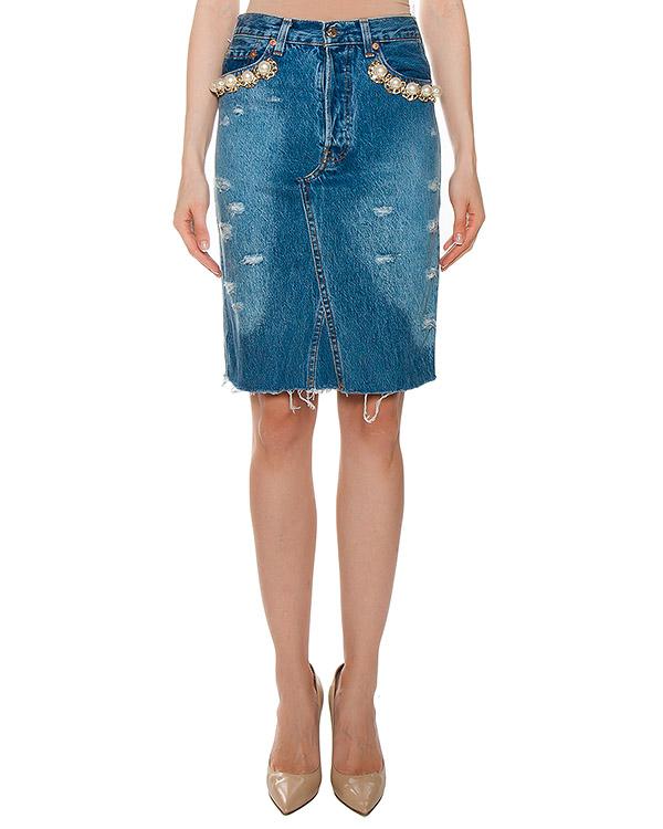 юбка  артикул SS1784 марки Forte Couture купить за 11600 руб.