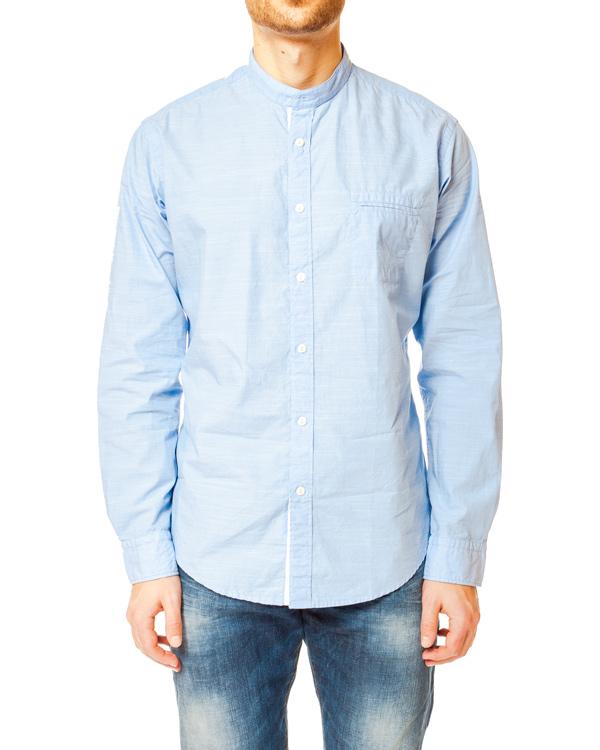 рубашка приталенного силуэта, с широкими манжетами артикул ST5260 марки Brian Dales купить за 5400 руб.