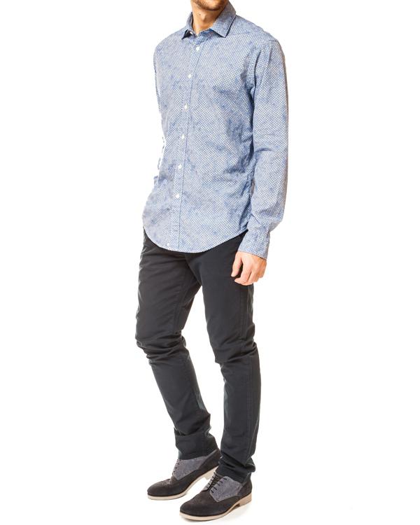 мужская рубашка Brian Dales, сезон: лето 2014. Купить за 6300 руб. | Фото 3