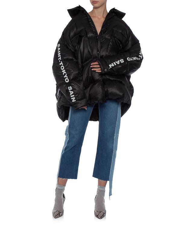 женская пуховик Saint-Tokyo, сезон: зима 2017/18. Купить за 60000 руб.   Фото $i
