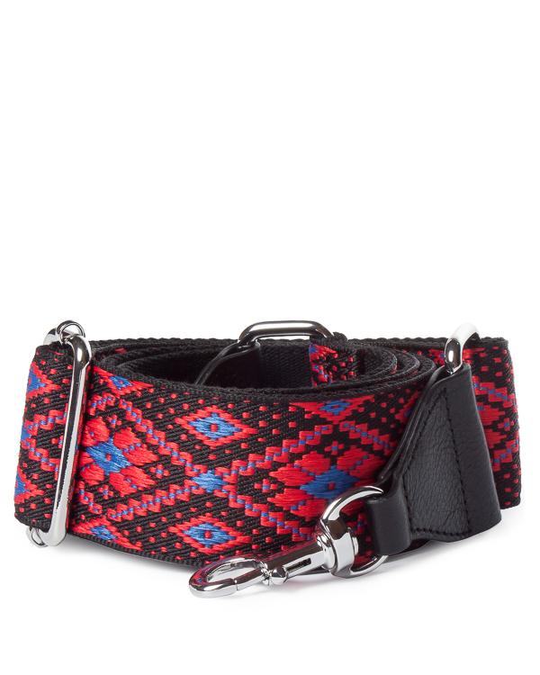 ремень с контрастной вышивкой артикул SU17EGSM20 марки Rebecca Minkoff купить за 7200 руб.