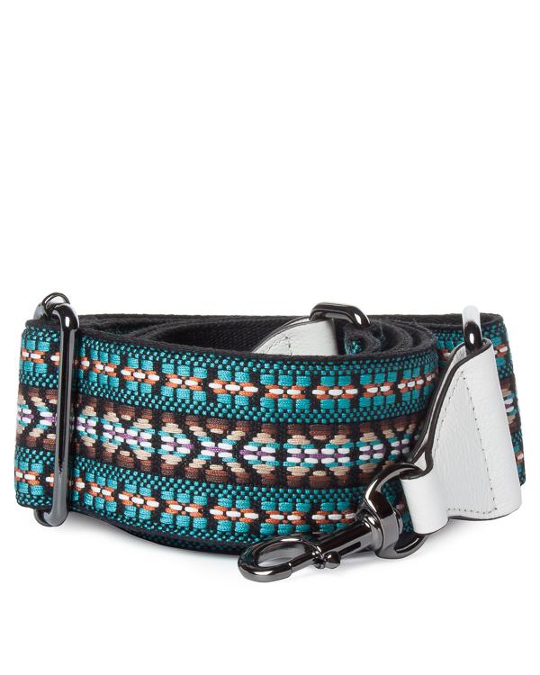 ремень с контрастной вышивкой артикул SU17GGSM40 марки Rebecca Minkoff купить за 7200 руб.