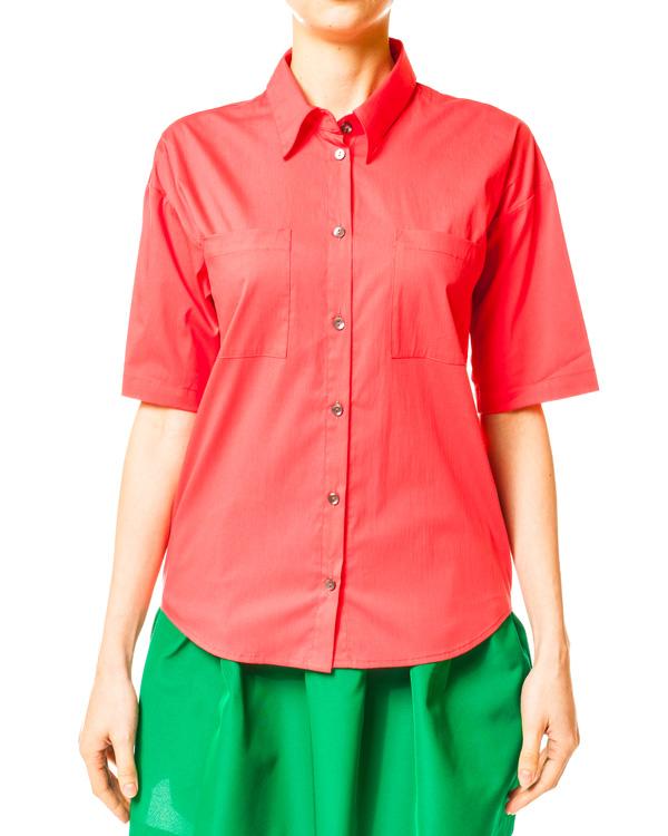 женская рубашка P.A.R.O.S.H., сезон: лето 2014. Купить за 6700 руб. | Фото $i