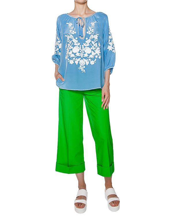 женская блуза P.A.R.O.S.H., сезон: лето 2016. Купить за 27100 руб. | Фото 3