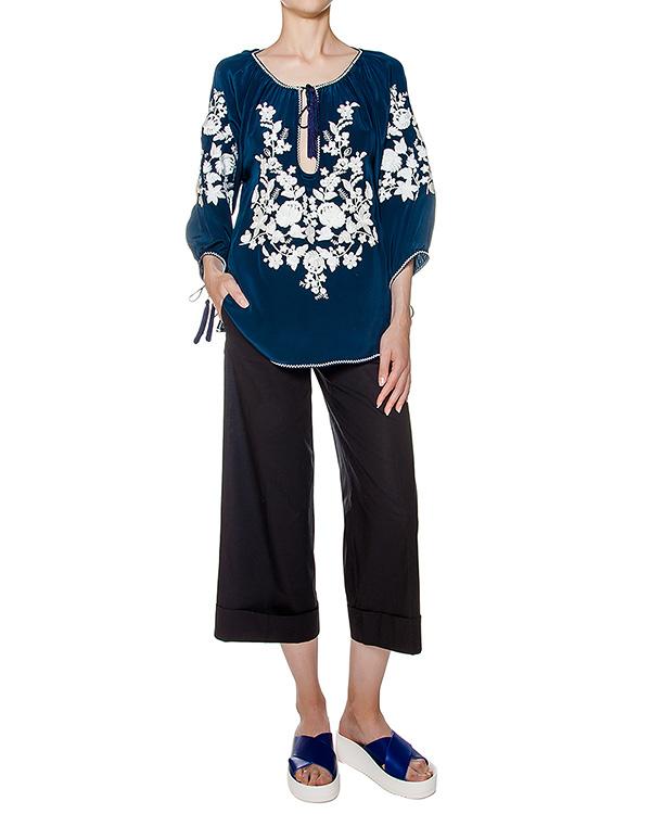 женская блуза P.A.R.O.S.H., сезон: лето 2016. Купить за 13600 руб. | Фото $i