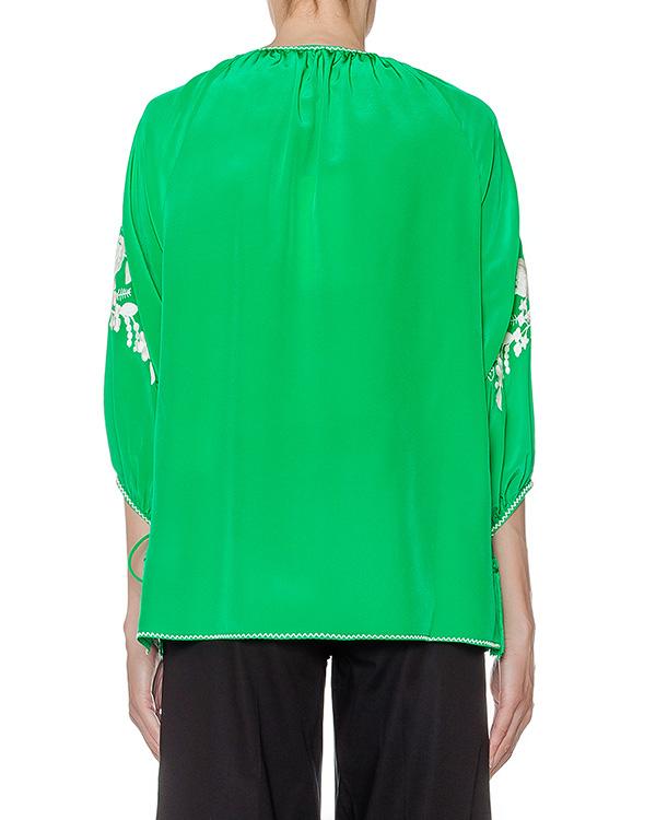 женская блуза P.A.R.O.S.H., сезон: лето 2016. Купить за 27100 руб. | Фото 2