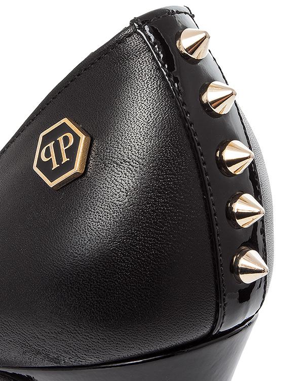 женская туфли PHILIPP PLEIN, сезон: зима 2016/17. Купить за 62800 руб. | Фото 4