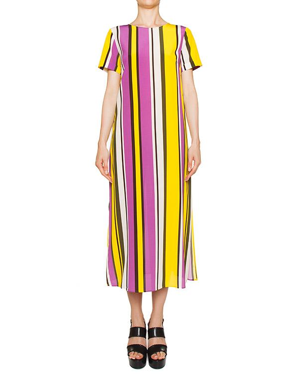 платье  артикул SWEDEN721246 марки P.A.R.O.S.H. купить за 16100 руб.