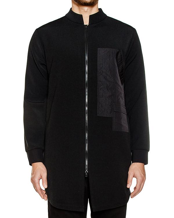 рубашка удлиненного кроя из плотной ткани артикул SWTLNG01 марки Letasca купить за 10100 руб.