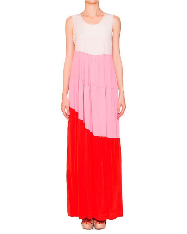 женская платье P.A.R.O.S.H., сезон: лето 2015. Купить за 16100 руб. | Фото 1