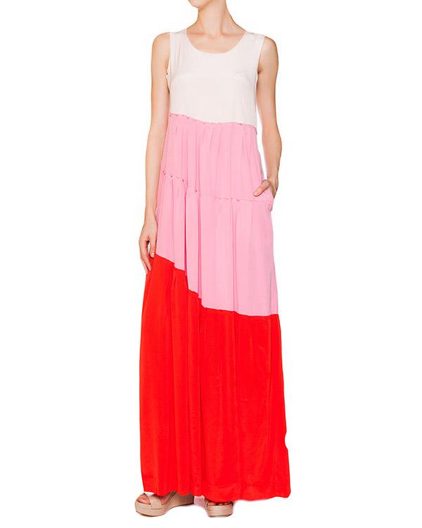 женская платье P.A.R.O.S.H., сезон: лето 2015. Купить за 16100 руб. | Фото 2