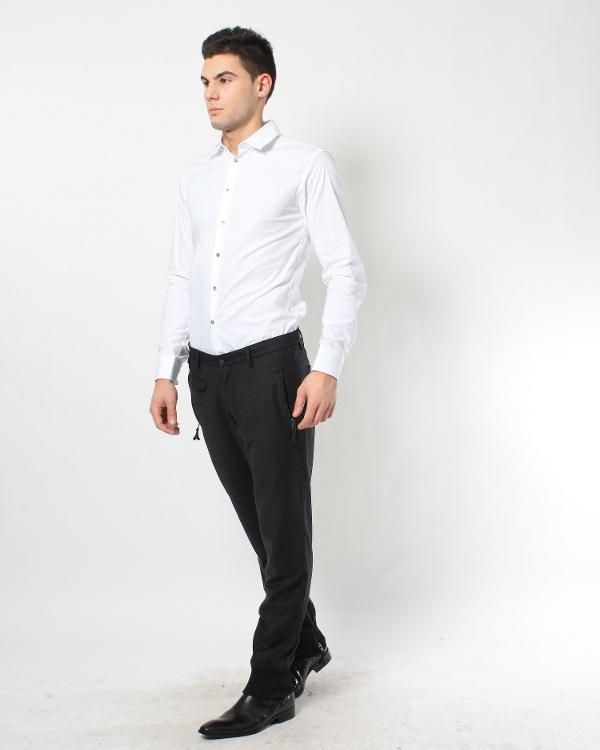 Рубашка темнее брюк доставка