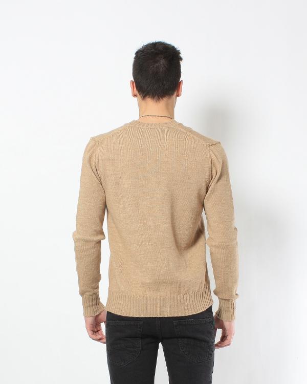 мужская пуловер Messagerie, сезон: зима 2011/12. Купить за 4400 руб. | Фото $i