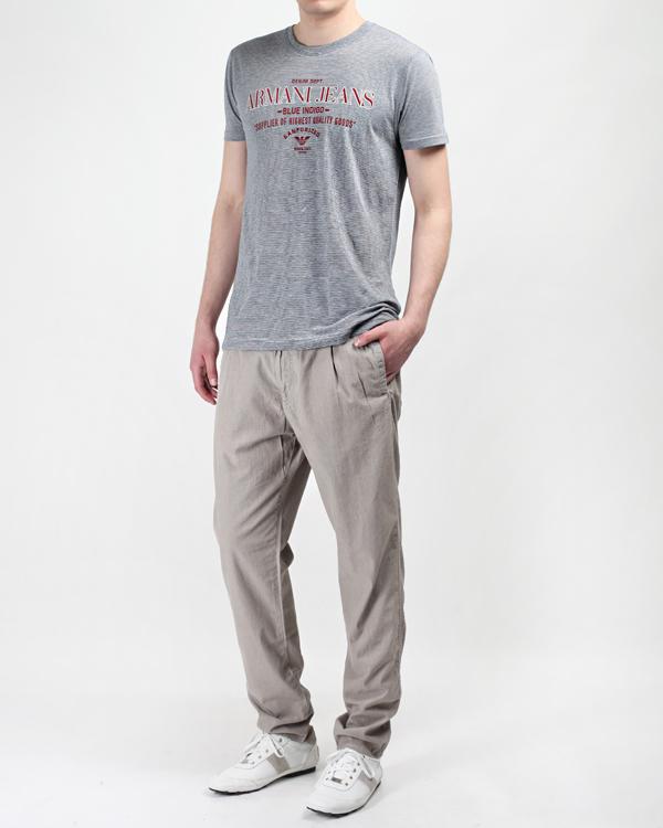мужская брюки ARMANI JEANS, сезон: лето 2013. Купить за 3800 руб. | Фото $i