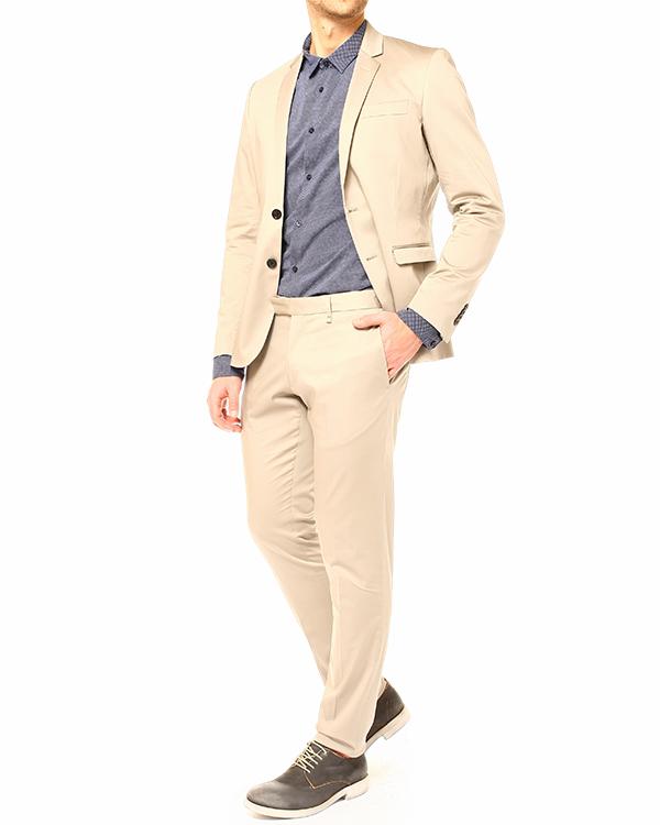 мужская брюки Messagerie, сезон: лето 2014. Купить за 3900 руб. | Фото 3
