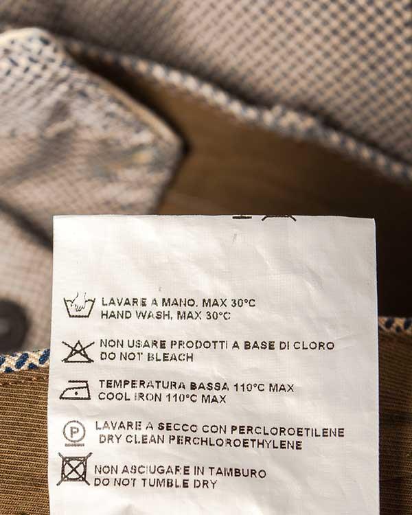 мужская брюки Messagerie, сезон: лето 2014. Купить за 8500 руб. | Фото 5