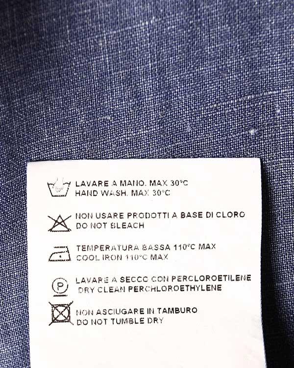 мужская рубашка Messagerie, сезон: лето 2014. Купить за 7000 руб. | Фото 5
