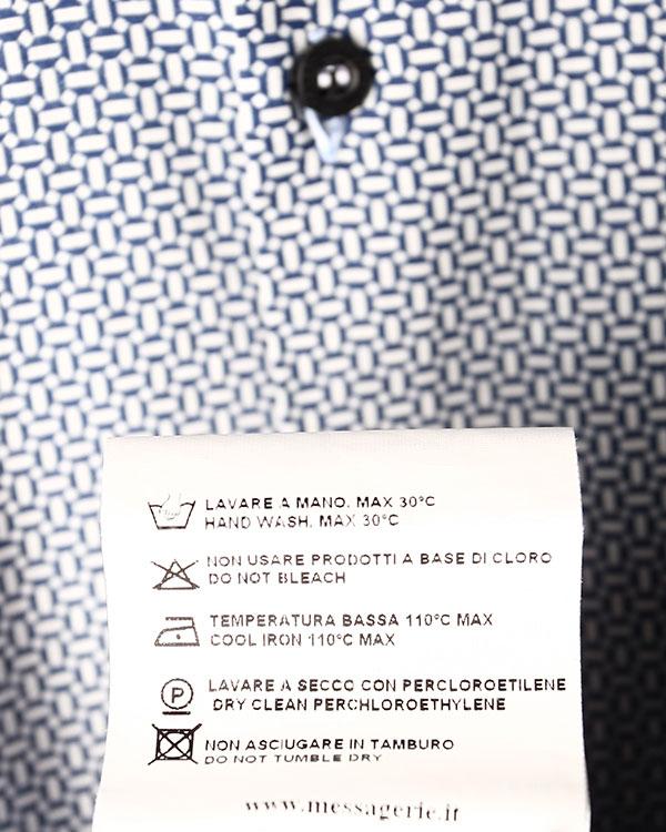 мужская рубашка Messagerie, сезон: лето 2014. Купить за 5400 руб. | Фото 5