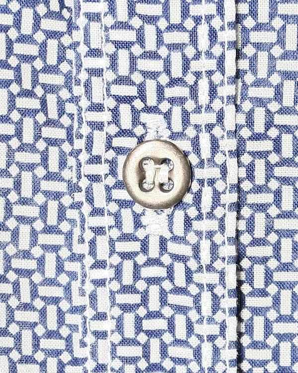 мужская рубашка Messagerie, сезон: лето 2014. Купить за 6500 руб. | Фото 4