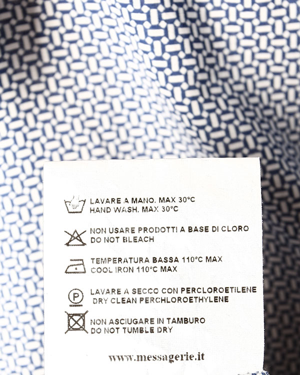 мужская рубашка Messagerie, сезон: лето 2014. Купить за 6500 руб. | Фото 5