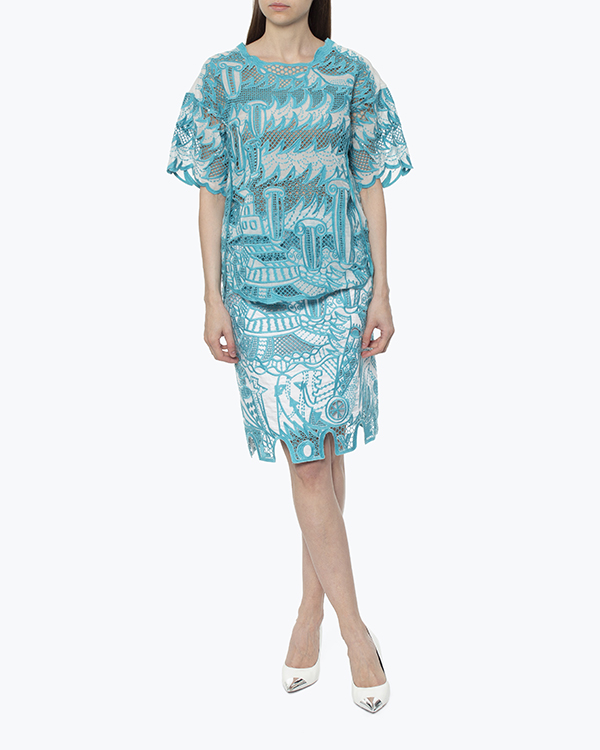 женская юбка Tsumori Chisato, сезон: лето 2015. Купить за 27700 руб. | Фото 2