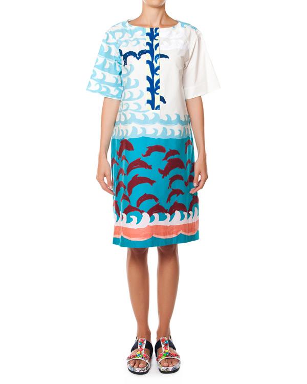 женская платье Tsumori Chisato, сезон: лето 2015. Купить за 27200 руб. | Фото 1