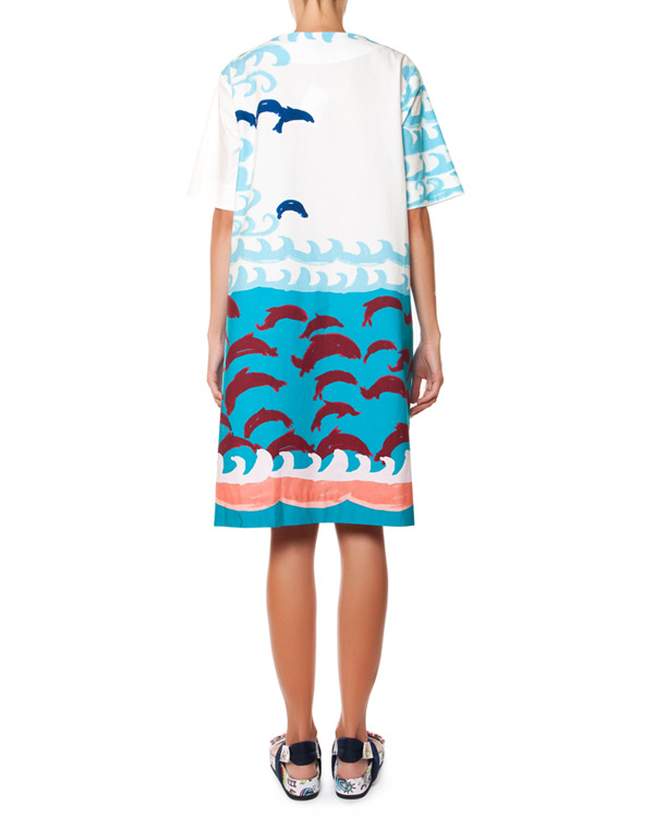 женская платье Tsumori Chisato, сезон: лето 2015. Купить за 27200 руб. | Фото 2