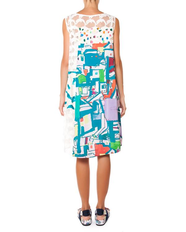 женская платье Tsumori Chisato, сезон: лето 2015. Купить за 36300 руб. | Фото 2