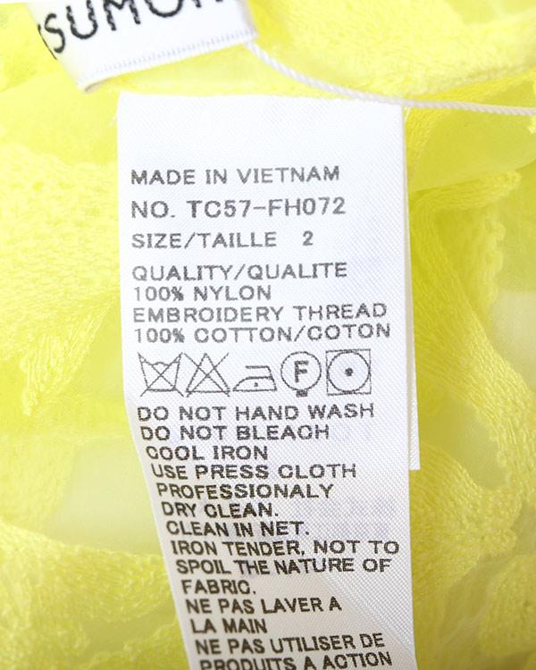 женская платье Tsumori Chisato, сезон: лето 2015. Купить за 22900 руб. | Фото 5