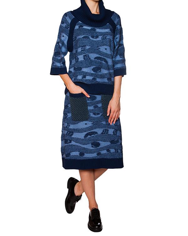 женская юбка Tsumori Chisato, сезон: зима 2015/16. Купить за 16600 руб. | Фото 3