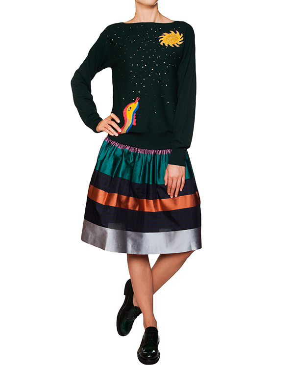 женская джемпер Tsumori Chisato, сезон: зима 2015/16. Купить за 14300 руб. | Фото 3