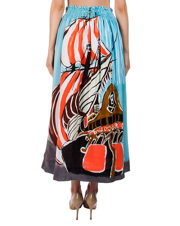 женская юбка Tsumori Chisato, сезон: лето 2016. Купить за 27700 руб. | Фото 2