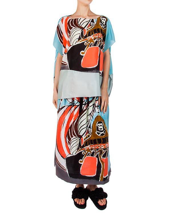 женская юбка Tsumori Chisato, сезон: лето 2016. Купить за 27700 руб. | Фото 3
