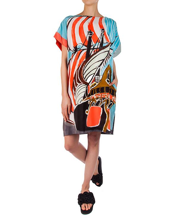 женская платье Tsumori Chisato, сезон: лето 2016. Купить за 21600 руб. | Фото 2