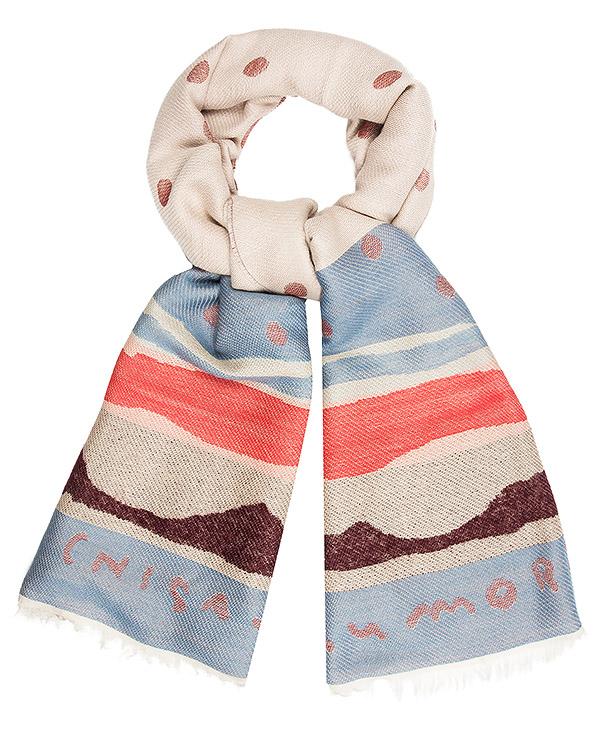 аксессуары шарф Tsumori Chisato, сезон: зима 2016/17. Купить за 8500 руб. | Фото 1