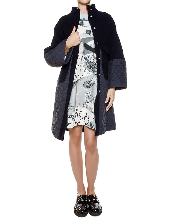 женская пальто Tsumori Chisato, сезон: зима 2016/17. Купить за 92600 руб. | Фото 3