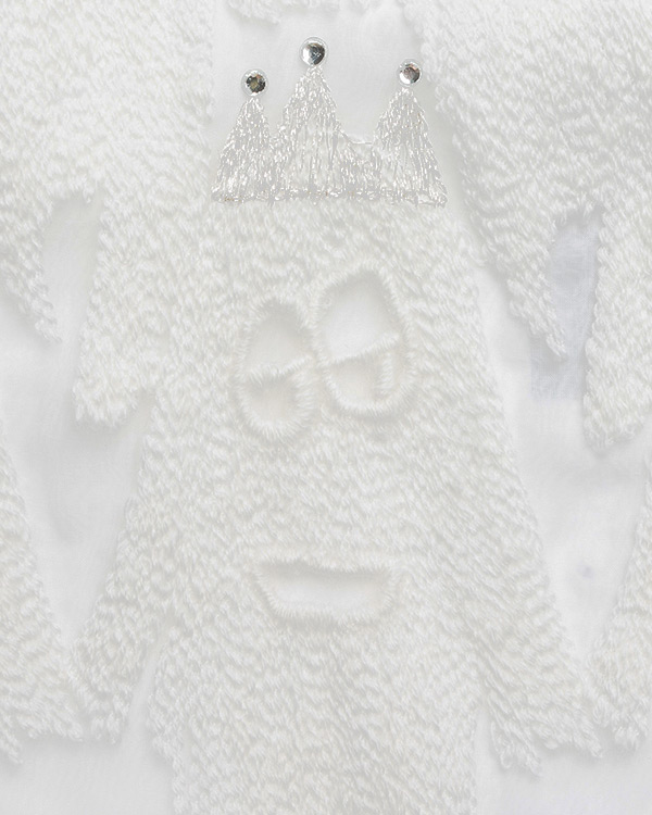 женская блуза Tsumori Chisato, сезон: зима 2016/17. Купить за 19600 руб. | Фото 4