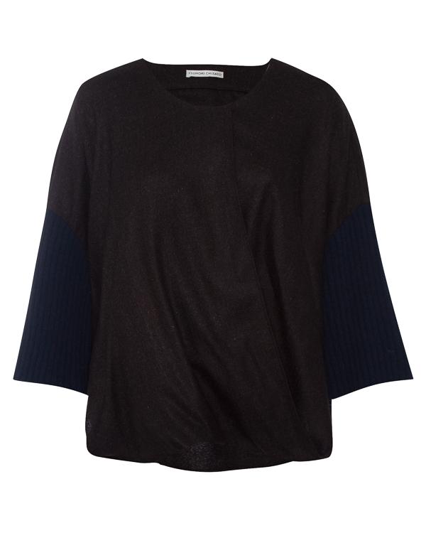 блуза из тонкой шерсти с запахом артикул TC79FJ062 марки Tsumori Chisato купить за 33400 руб.
