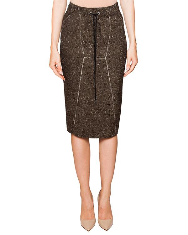 юбка из эластичного трикотажа  артикул TD0901-1178 марки TOM REBL купить за 16700 руб.