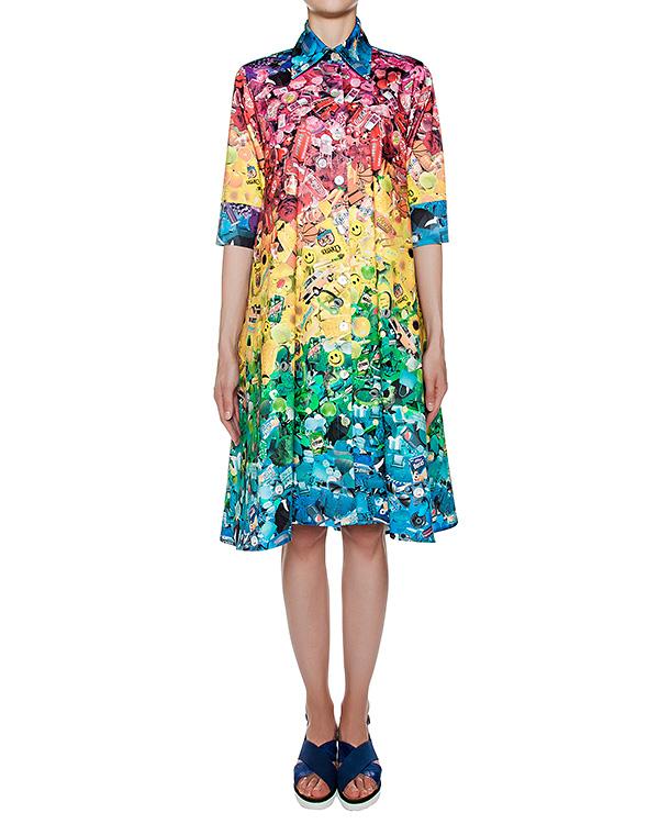 платье  артикул TO101RAINBOW марки Ultra Chic купить за 17600 руб.