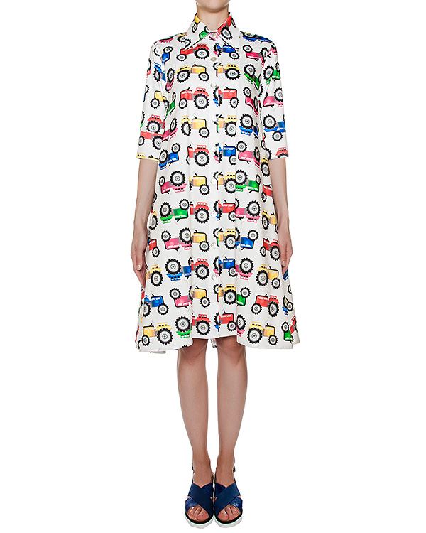 платье  артикул TO101TRATTORI марки Ultra Chic купить за 17600 руб.
