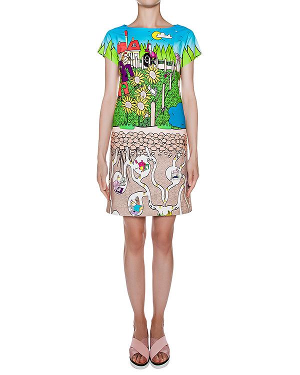 платье  артикул TO102FARM марки Ultra Chic купить за 10900 руб.