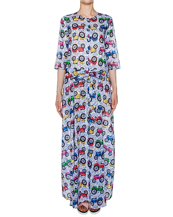 платье  артикул TO54TRATTORI марки Ultra Chic купить за 17200 руб.