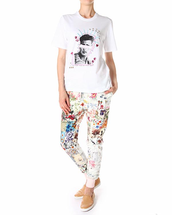 женская футболка Markus Lupfer, сезон: лето 2014. Купить за 4700 руб. | Фото 3