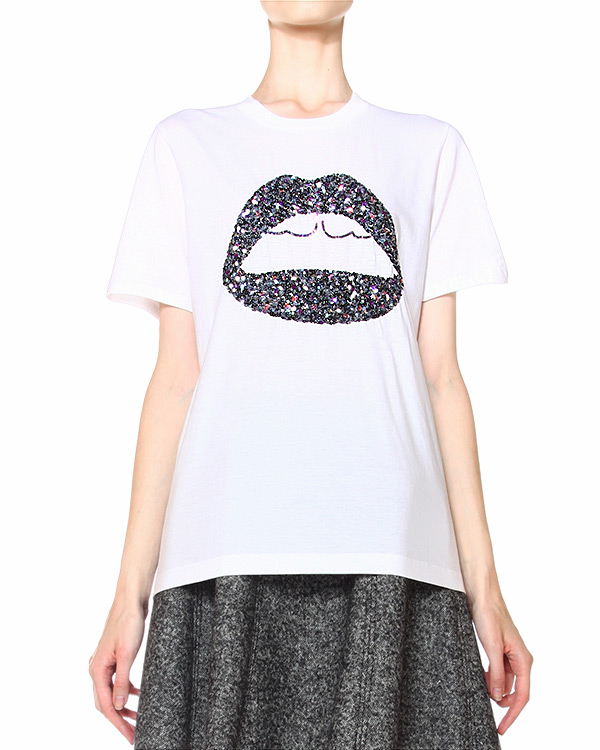 женская футболка Markus Lupfer, сезон: зима 2014/15. Купить за 6850 руб. | Фото 1